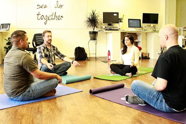 5 lí do yoga có thể trở thành giải pháp sức sống cho doanh nhân - Ảnh 2.