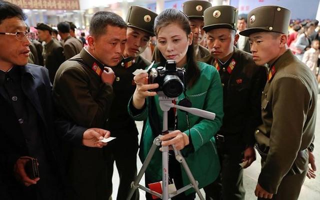 Triều Tiên bật mí hình ảnh phát triển hiện đại - Ảnh 10.