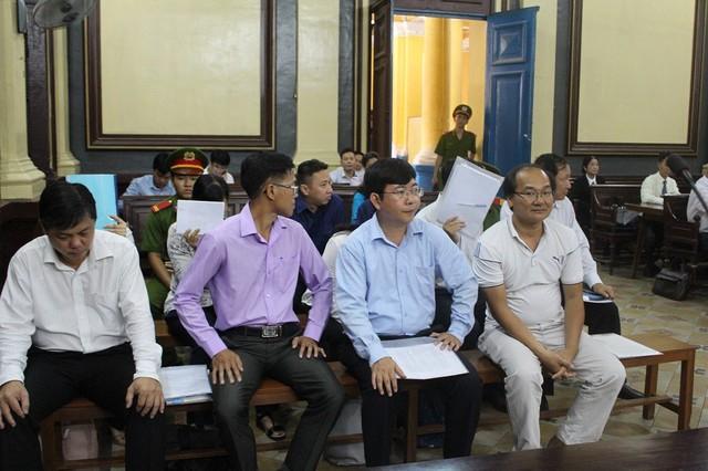 Vụ xử 10 cựu lãnh đạo Navibank: Bác đề nghị triệu tập Thẩm phán Quảng Đức Tuyên - Ảnh 1.