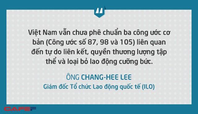 Người lao động Việt Nam được thêm lợi ích gì khi Việt Nam ký kết CPTPP? - Ảnh 1.