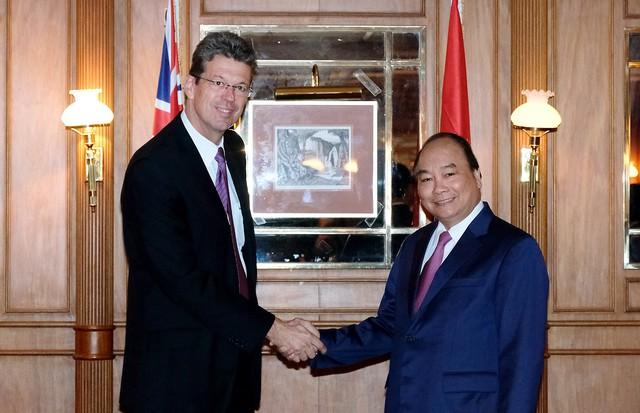 Doanh nghiệp sữa New Zealand muốn mở rộng đầu tư và hợp tác kinh doanh tại Việt Nam - Ảnh 1.