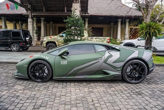 """Ảnh chi tiết Lamborghini biển """"độc"""" tại hành trình Car & Passion 2018 - Ảnh 2."""