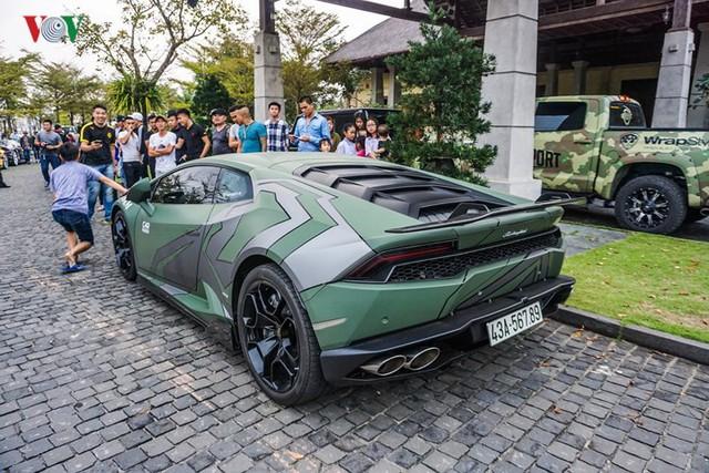 """Ảnh chi tiết Lamborghini biển """"độc"""" tại hành trình Car & Passion 2018 - Ảnh 12."""