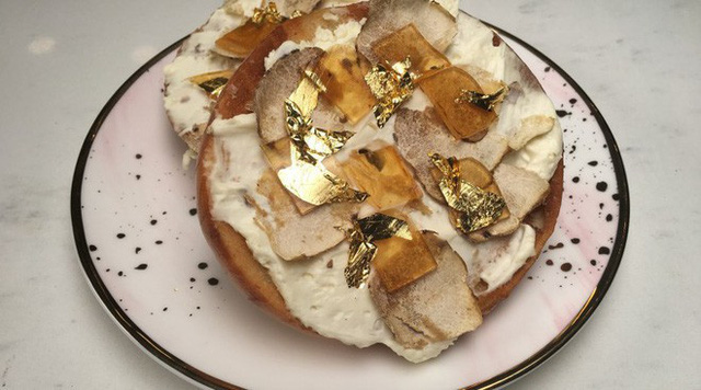 Muốn khám phá vị vàng thế nào, 7 món ăn dát vàng này chính là thứ nên thử, Việt Nam cũng có 1 món - Ảnh 5.