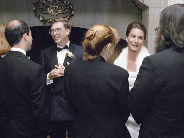 Không hề rung động trước lời tỏ tình đầu tiên của ông chủ Bill Gates, điều gì đã khiến người phụ nữ may mắn nhất hành tinh đổi ý? - Ảnh 11.