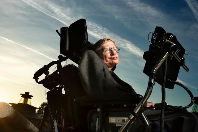 Cuộc đời phi thường qua ảnh của cố Giáo sư Stephen Hawking: Biểu tượng của lòng dũng cảm và là nguồn cảm hứng bất tận để bạn vượt qua mọi khó khăn - Ảnh 10.