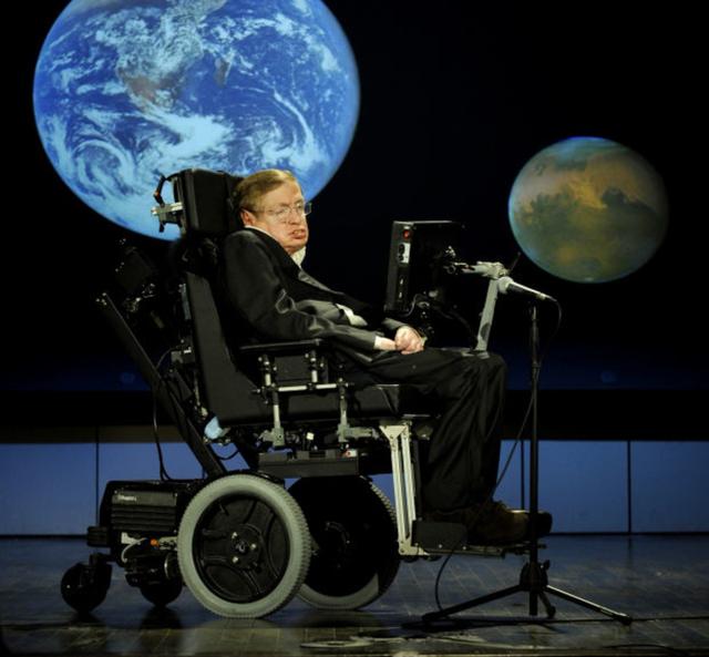 Mắc bệnh teo cơ từ năm 21 tuổi, được dự đoán chỉ sống sót được thêm 2 năm, điều gì đã khiến Stephen Hawking vượt qua cửa ải sinh tử tới hơn 50 năm? - Ảnh 1.