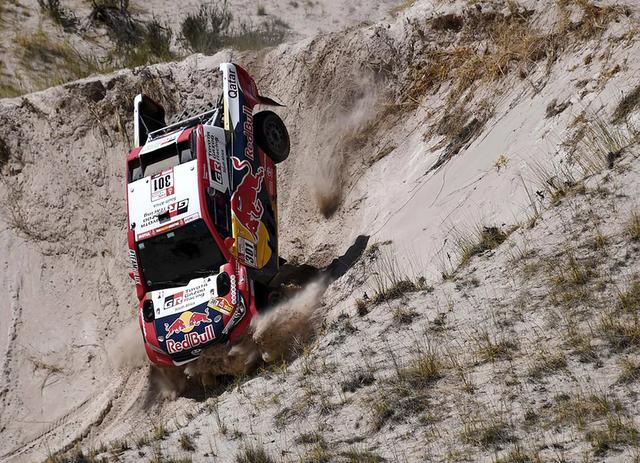 Khám phá giải đua xe địa hình xuyên sa mạc khốc liệt nhất hành tinh Dakar Rally - Ảnh 3.