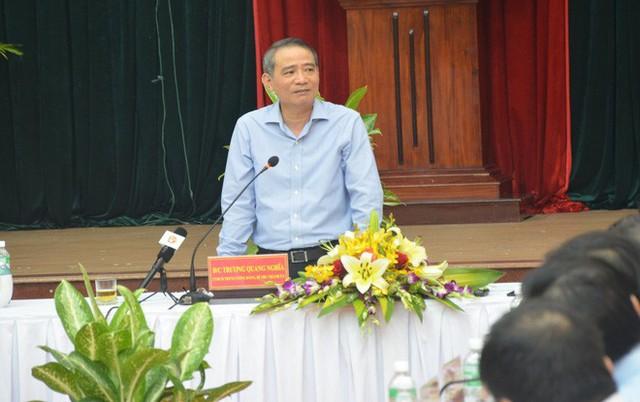 Bí thư Trương Quang Nghĩa: Một số quan chức đứng đằng sau cò đất - Ảnh 2.