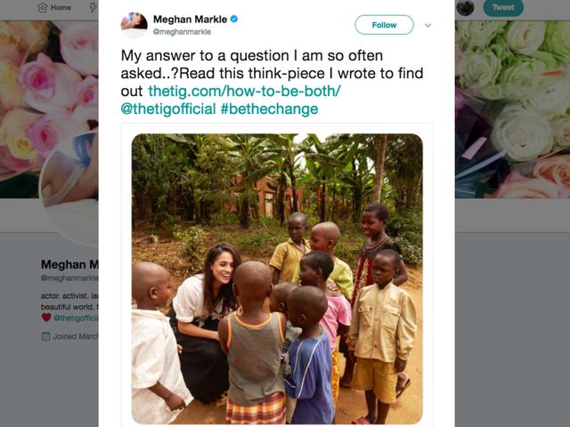 """Meghan Markle có nhiều điểm chung với Công nương Diana: Đây là cách bạn gái Hoàng tử Harry thể hiện lòng kính trọng đối với """"mẹ chồng"""" - Ảnh 12."""