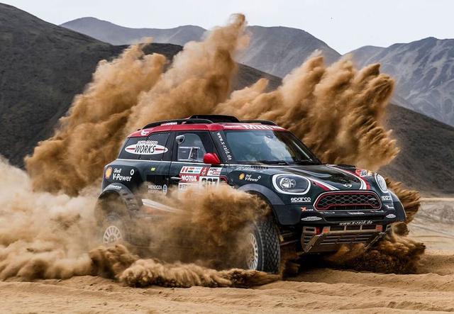 Khám phá giải đua xe địa hình xuyên sa mạc khốc liệt nhất hành tinh Dakar Rally - Ảnh 10.