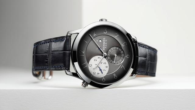 Hermes ra mắt mẫu đồng hồ đẳng cấp và sang trọng được chế tác từ kim loại hiếm hơn cả bạch kim, cả thế giới chỉ có 90 chiếc - Ảnh 1.