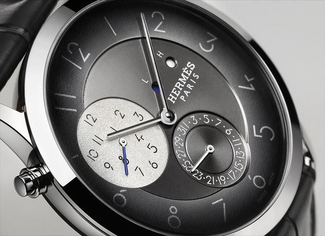 Hermes ra mắt mẫu đồng hồ đẳng cấp và sang trọng được chế tác từ kim loại hiếm hơn cả bạch kim, cả thế giới chỉ có 90 chiếc - Ảnh 2.