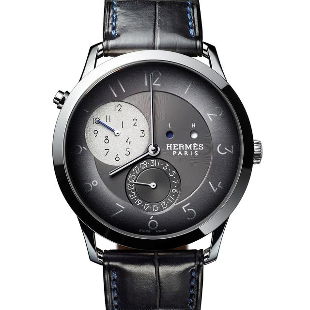Hermes ra mắt mẫu đồng hồ đẳng cấp và sang trọng được chế tác từ kim loại hiếm hơn cả bạch kim, cả thế giới chỉ có 90 chiếc - Ảnh 3.