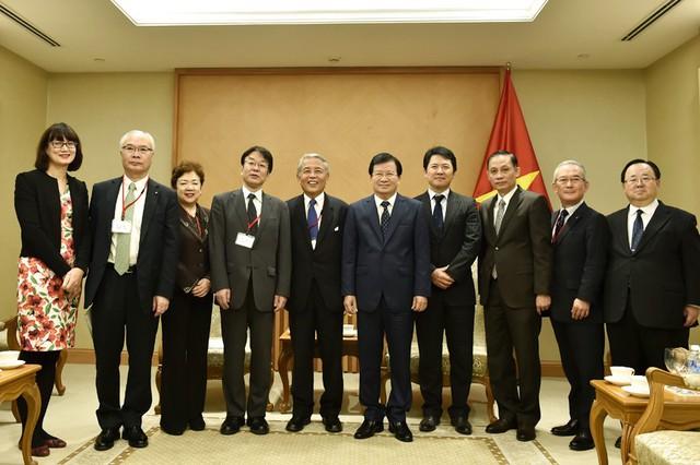 Nhiều doanh nghiệp vùng Kyushu (Nhật Bản) muốn đầu tư vào Việt Nam - Ảnh 1.