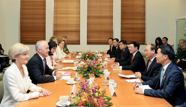 Việt Nam, Australia thiết lập quan hệ Đối tác chiến lược - Ảnh 2.