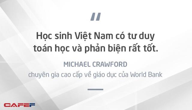 World Bank: Giáo dục Việt Nam nằm trong nhóm phát triển ấn tượng nhất khu vực Đông Á – Thái Bình Dương - Ảnh 3.