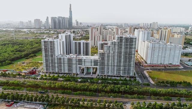 Dự án tái định cư nhưng bán chui thành thương mại giá cao, chủ đầu tư New City bị phạt hơn 100 triệu đồng - Ảnh 2.