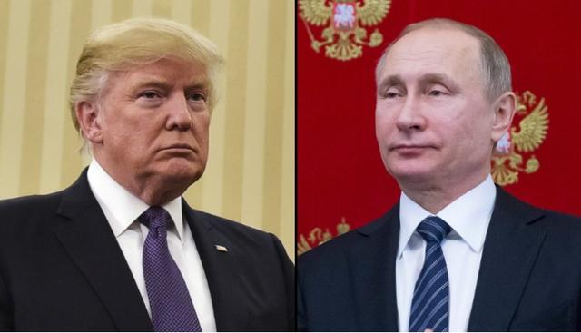 Trump ra hình phạt mạnh nhất với Nga vì can thiệp bầu cử - Ảnh 1.