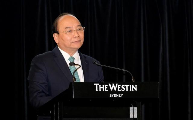 Thủ tướng: Hãy nhanh chân đến Việt Nam - Ảnh 1.