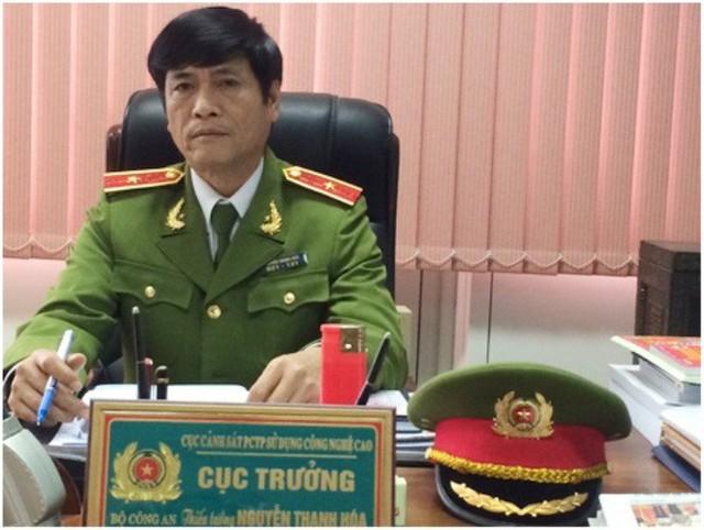 Bộ Công an: 43 triệu tài khoản đánh bạc trong đường dây có cựu Cục trưởng C50 Nguyễn Thanh Hóa - Ảnh 2.