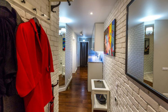 Căn hộ 54m2 hai phòng ngủ rộng và đẹp đến khó tin - Ảnh 2.