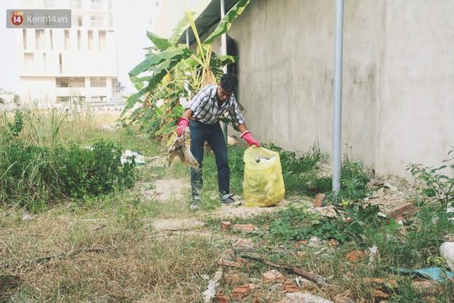 """Quá yêu Đà Nẵng, chàng trai Tây lặng lẽ nhặt rác mỗi ngày: """"Tôi không muốn thành phố này mất đẹp trong lòng du khách - Ảnh 10."""