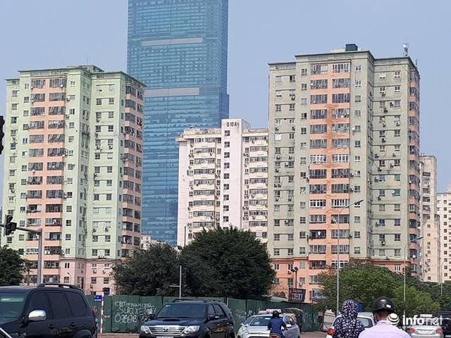 Hà Nội: Những chung cư mới nhếch nhác, xấu xí, không muốn bước vào - Ảnh 1.