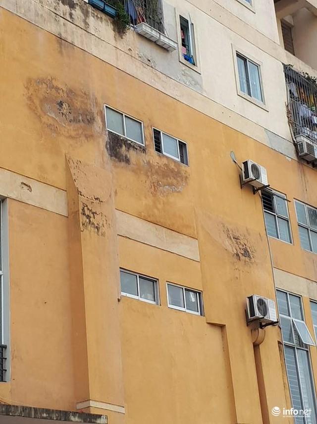 Hà Nội: Những chung cư mới nhếch nhác, xấu xí, không muốn bước vào - Ảnh 2.