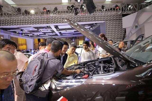 Top ô tô bán chạy nhất Việt Nam có nhiều thay đổi  - Ảnh 1.