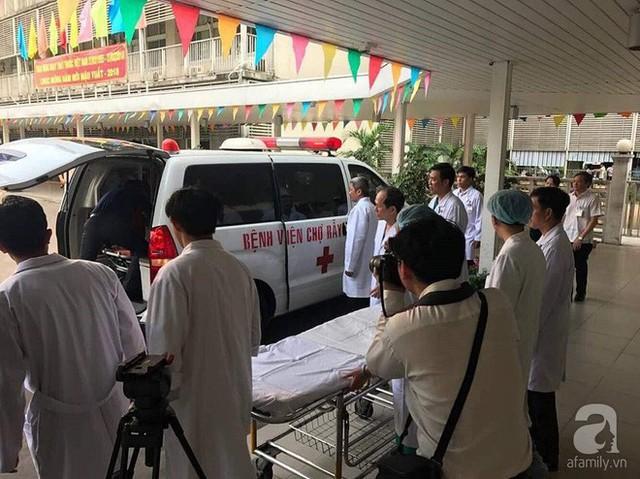 Ca ghép tạng xuyên Việt: Quả thận nam quân nhân miền Bắc đưa cô gái Ninh Thuận xinh đẹp từ cõi chết trở về - Ảnh 1.