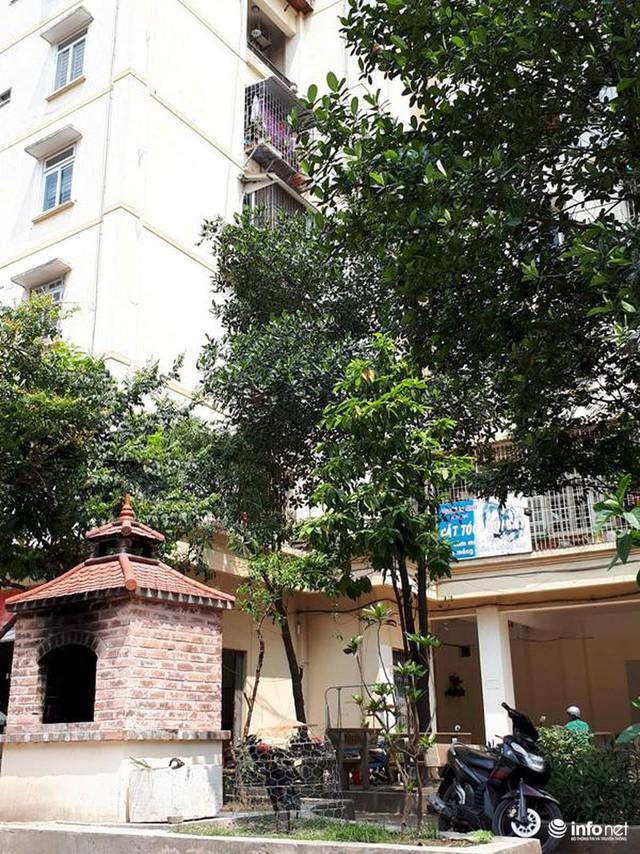 Hà Nội: Những chung cư mới nhếch nhác, xấu xí, không muốn bước vào - Ảnh 11.