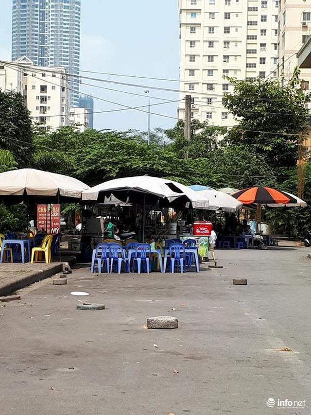Hà Nội: Những chung cư mới nhếch nhác, xấu xí, không muốn bước vào - Ảnh 5.