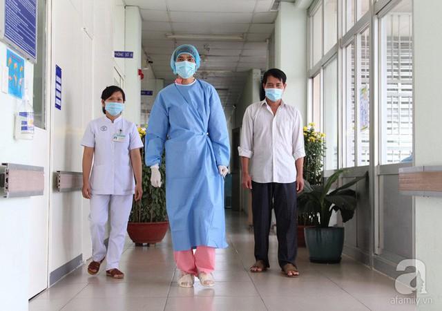 Ca ghép tạng xuyên Việt: Quả thận nam quân nhân miền Bắc đưa cô gái Ninh Thuận xinh đẹp từ cõi chết trở về - Ảnh 5.