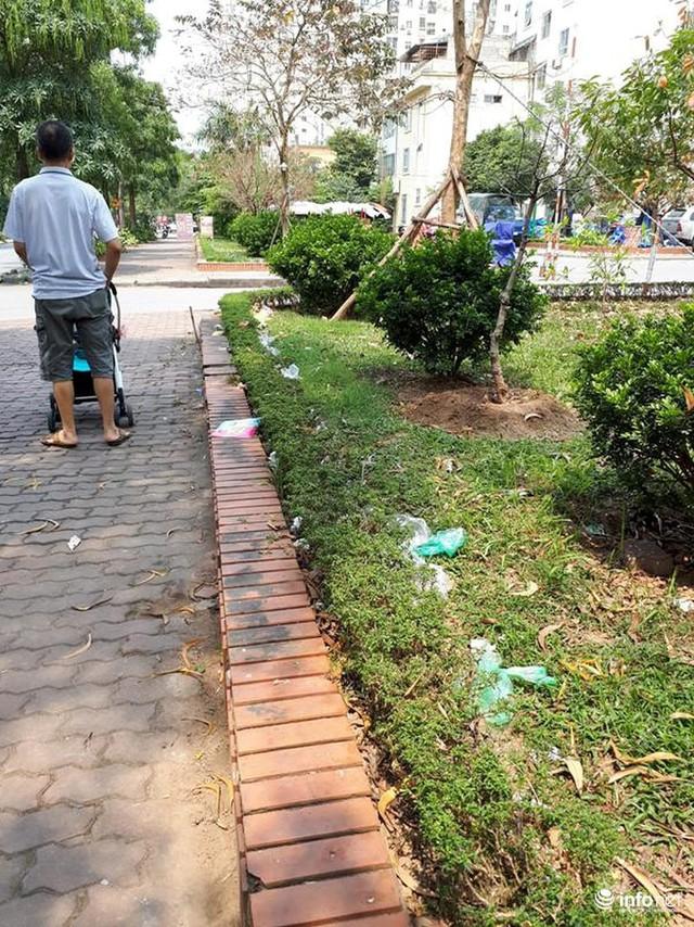 Hà Nội: Những chung cư mới nhếch nhác, xấu xí, không muốn bước vào - Ảnh 6.