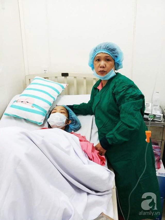 Ca ghép tạng xuyên Việt: Quả thận nam quân nhân miền Bắc đưa cô gái Ninh Thuận xinh đẹp từ cõi chết trở về - Ảnh 7.