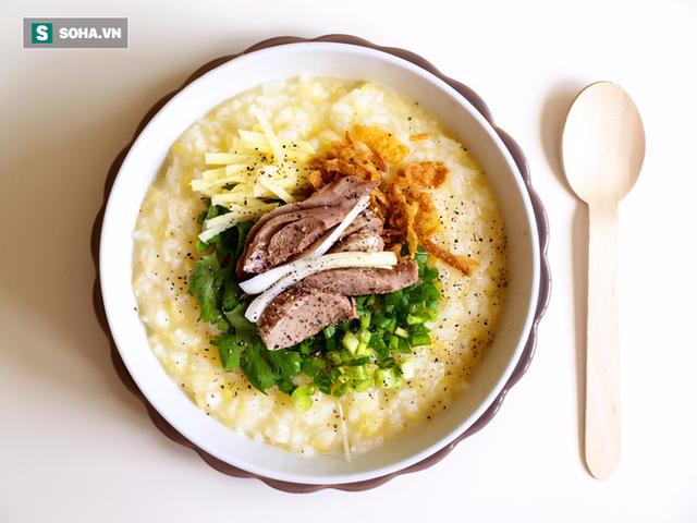 Nhóm nghiên cứu ở Anh công bố tác dụng bất ngờ khi ăn cháo: Tin vui cho ai ăn thường xuyên - Ảnh 1.