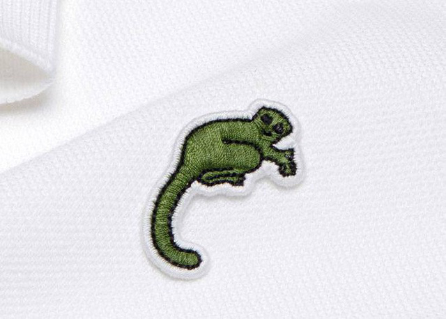 Lacoste thay thế logo cá sấu trên áo polo bằng 10 loài động vật có nguy cơ tuyệt chủng - Ảnh 5.