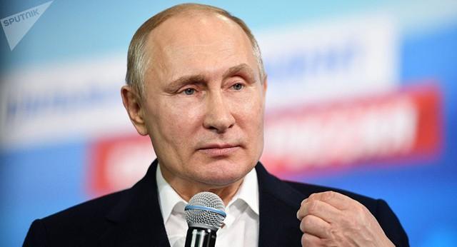 Tiết lộ thông tin về người kế nhiệm Tổng thống Putin - Ảnh 1.