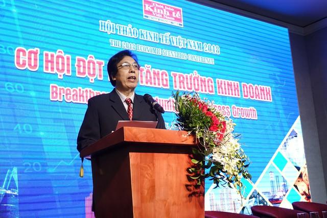 """""""Kinh tế Việt Nam đang bước vào quỹ đạo phát triển mới"""" - Ảnh 1."""