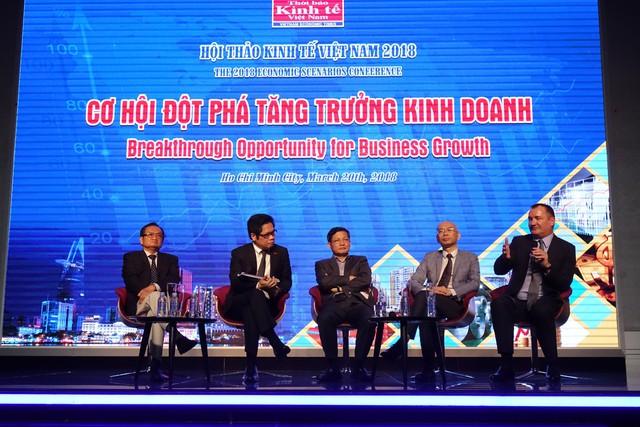 """""""Kinh tế Việt Nam đang bước vào quỹ đạo phát triển mới"""" - Ảnh 13."""