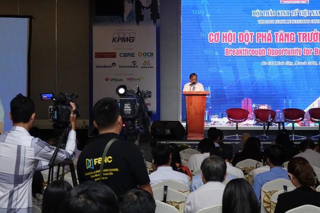 """""""Kinh tế Việt Nam đang bước vào quỹ đạo phát triển mới"""" - Ảnh 4."""
