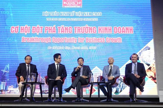 """""""Kinh tế Việt Nam đang bước vào quỹ đạo phát triển mới"""" - Ảnh 5."""