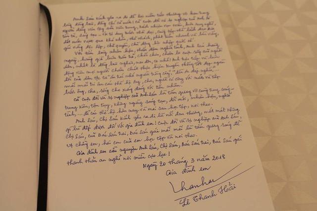 Những lời tiếc thương cố Thủ tướng Phan Văn Khải của lãnh đạo Đảng, Nhà nước trong sổ tang - Ảnh 8.