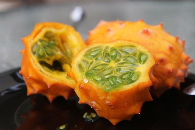 Loại dưa đầy gai vị giống kiwi có giá 400k/quả ở Việt Nam có gì đặc sắc - Ảnh 8.