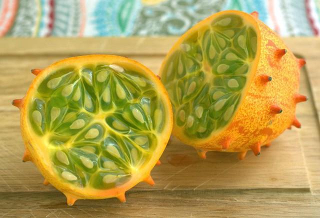 Loại dưa đầy gai vị giống kiwi có giá 400k/quả ở Việt Nam có gì đặc sắc - Ảnh 9.