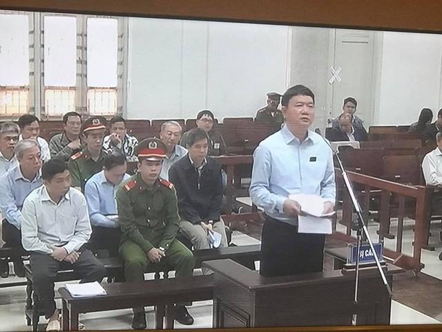 Phiên tòa sáng 22/3: Ông Đinh La Thăng bị đề nghị mức án 18-19 năm tù - Ảnh 1.