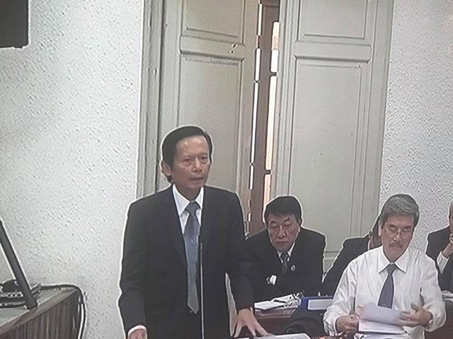 Phiên tòa sáng 22/3: Ông Đinh La Thăng bị đề nghị mức án 18-19 năm tù - Ảnh 2.
