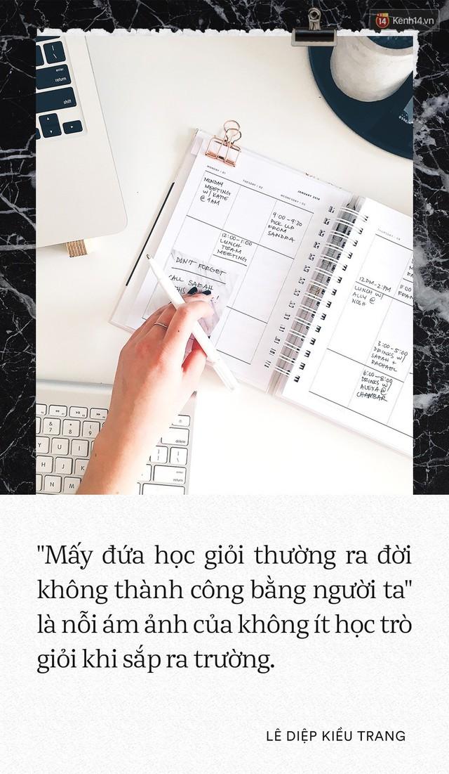 Giám đốc Facebook Việt Nam Lê Diệp Kiều Trang: Học giỏi không có nghĩa là làm việc giỏi - Ảnh 1.