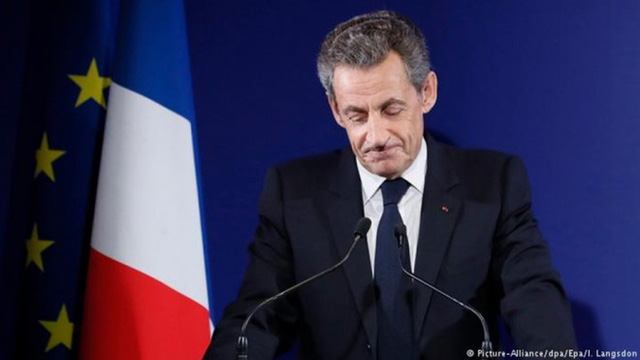 Cựu tổng thống Pháp Sarkozy bị cáo buộc nhận tiền tranh cử - Ảnh 1.